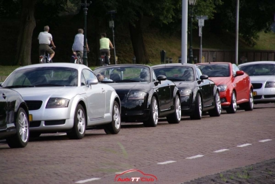 30ste Audi TT Club Meeting Marken