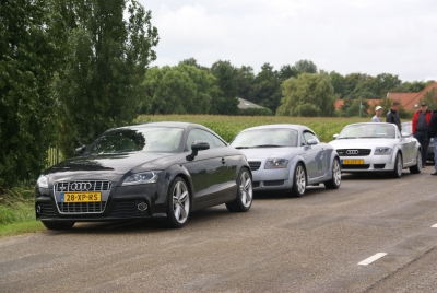 31ste Audi TT Club Meeting ALV