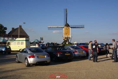 24ste Audi TT Club meeting - Rest. De Meule