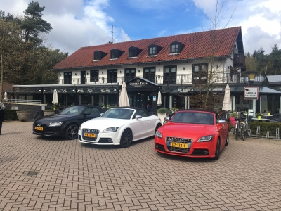 53ste Audi TT Club meeting - KoningsriTT '16