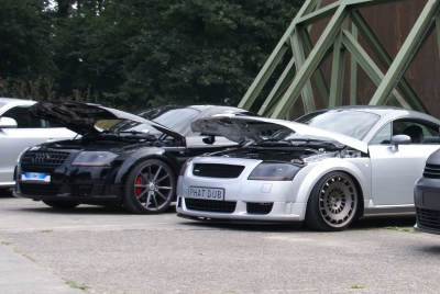 9 oktober 2016 - Wheelkingz - Audi TT Club Meeting