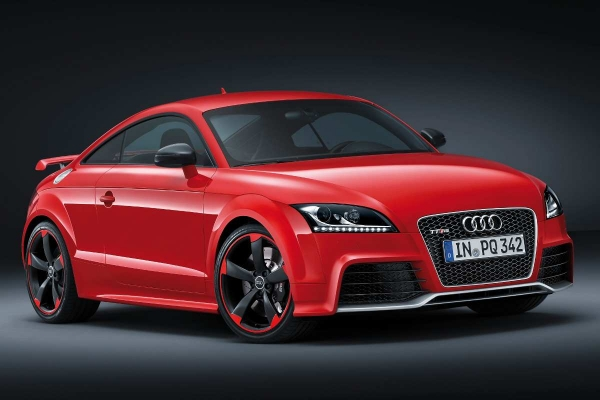Audi TT RS PLUS geprijsd