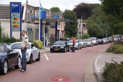 23ste Audi TT Club Meeting Heerenveen