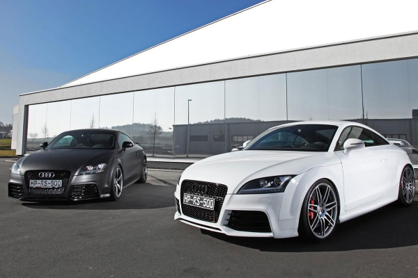 HP Performance geeft Audi TT RS 500 PK